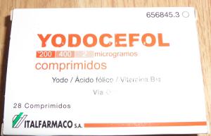 yodocefol