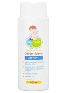 Gel de higiene infantil Biocare